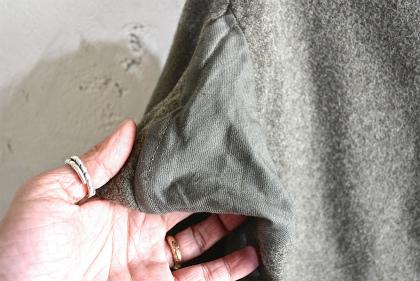 Swedish army M39 wool coat dead stock_f0226051_1492352.jpg