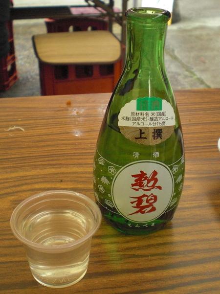 江南の酒蔵「勲碧酒造」新酒祭_c0013687_035611.jpg