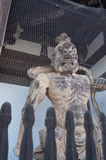 晩秋奈良の旅、奈良當麻寺の秋お寺と紅葉、日本一の紅葉を求めて藤田八束、當麻寺西南院の庭園の紅葉_d0181492_2118422.jpg