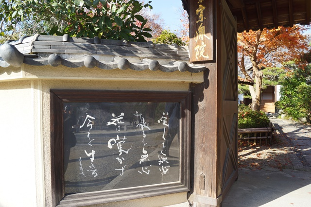 晩秋奈良の旅、奈良當麻寺の秋お寺と紅葉、日本一の紅葉を求めて藤田八束、當麻寺西南院の庭園の紅葉_d0181492_21271191.jpg