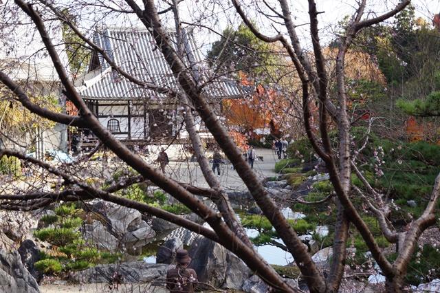 當麻寺奥院の秋 浄土庭園 浄土の世界を満喫_d0181492_21445560.jpg