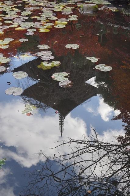 奈良件葛西市當麻寺中之坊を訪問 奈良文化に触れる_d0181492_21532721.jpg