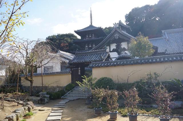 驚愕!!當麻寺西南院の素晴らしい紅葉と庭園、奈良の秋素晴らしい美しさに逢う旅_d0181492_21583749.jpg