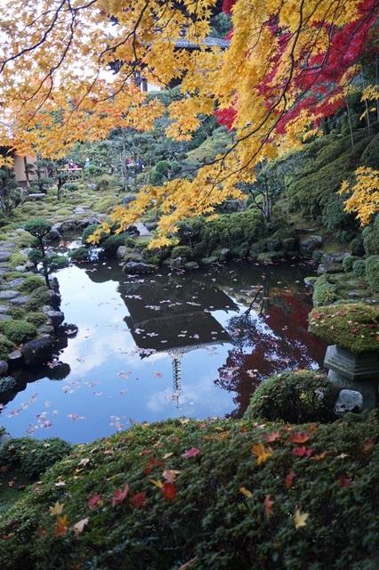 驚愕!!當麻寺西南院の素晴らしい紅葉と庭園、奈良の秋素晴らしい美しさに逢う旅_d0181492_221724.jpg
