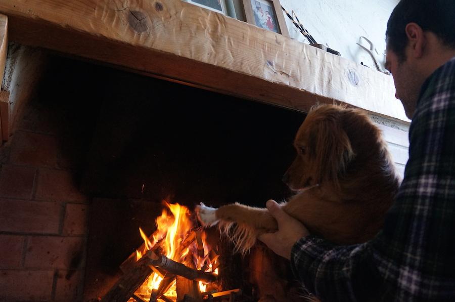 日曜日の午後は暖炉の前で_f0106597_21472.jpg