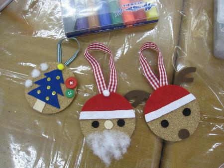 松井山手教室 ~クリスマス工作~_f0215199_15181440.jpg