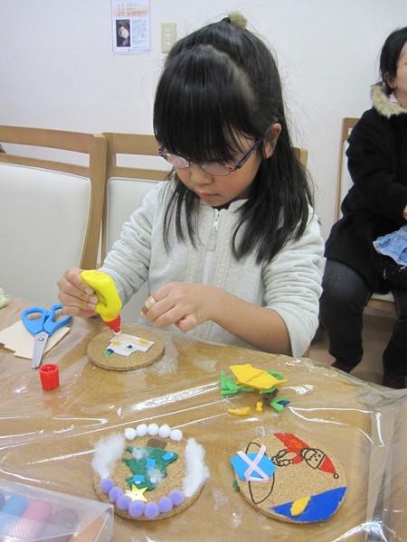 松井山手教室 ~クリスマス工作~_f0215199_15192538.jpg