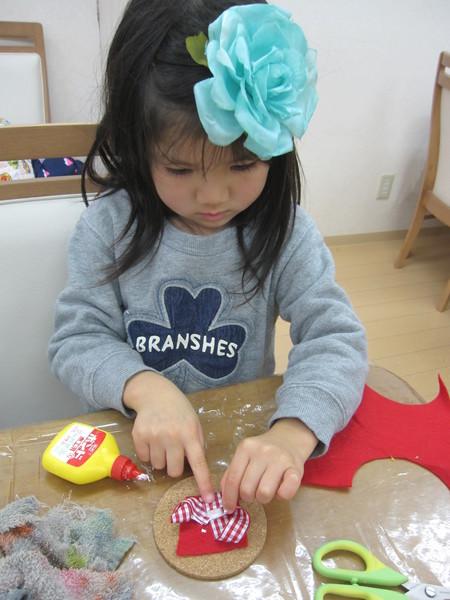 松井山手教室 ~クリスマス工作~_f0215199_15272281.jpg