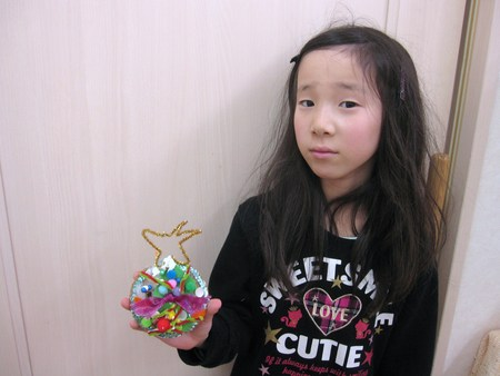 松井山手教室 ~クリスマス工作~_f0215199_15351696.jpg