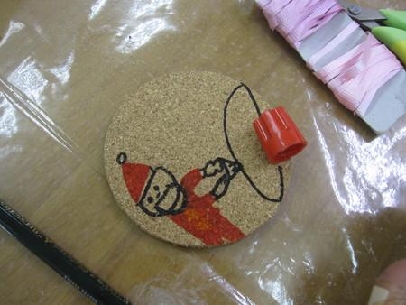 松井山手教室 ~クリスマス工作~_f0215199_15355753.jpg