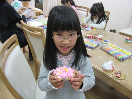 松井山手教室 ~クリスマス工作~_f0215199_15414895.jpg
