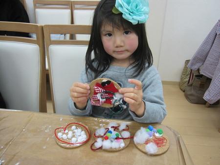 松井山手教室 ~クリスマス工作~_f0215199_15421012.jpg