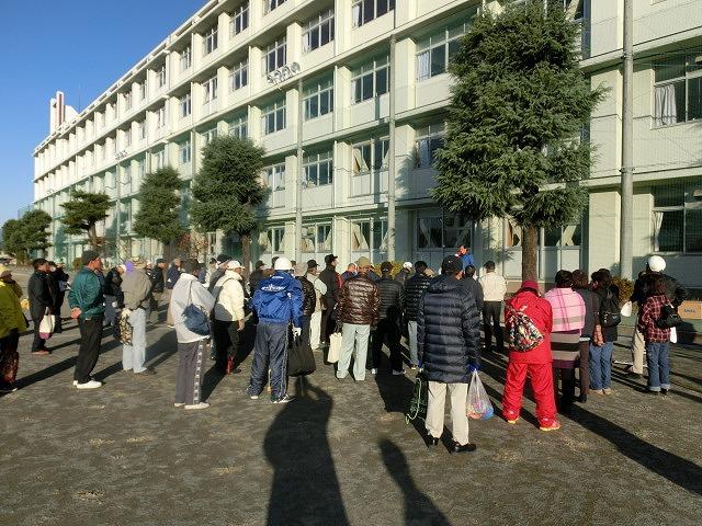 成果以上に課題が多かった 約450名が参加しての第2回吉原高校避難所開設・運営訓練_f0141310_7585750.jpg