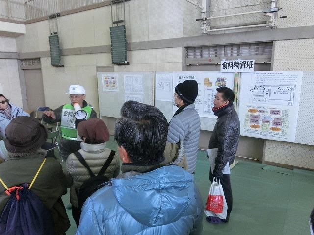 成果以上に課題が多かった 約450名が参加しての第2回吉原高校避難所開設・運営訓練_f0141310_8103936.jpg