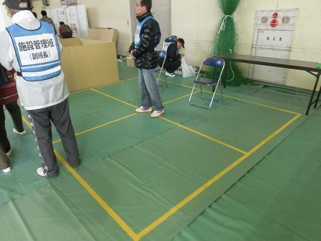 成果以上に課題が多かった 約450名が参加しての第2回吉原高校避難所開設・運営訓練_f0141310_810845.jpg