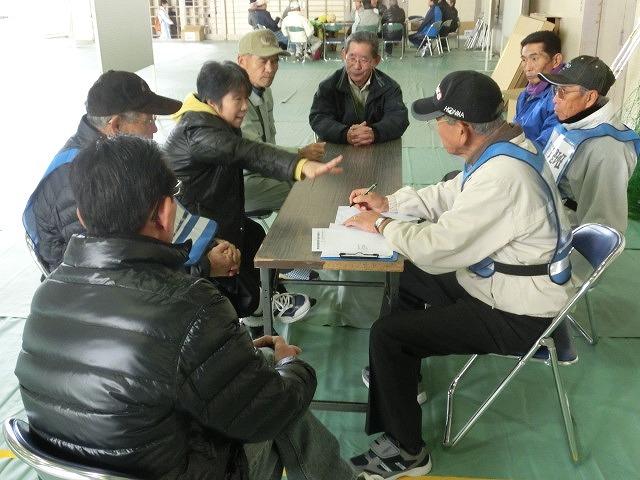 成果以上に課題が多かった 約450名が参加しての第2回吉原高校避難所開設・運営訓練_f0141310_8113493.jpg