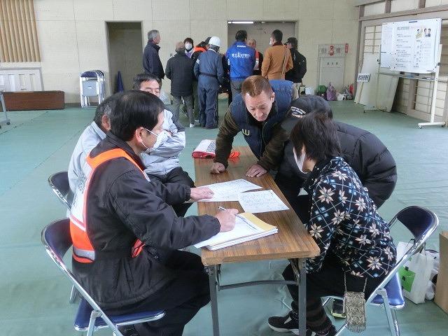 成果以上に課題が多かった 約450名が参加しての第2回吉原高校避難所開設・運営訓練_f0141310_8115787.jpg