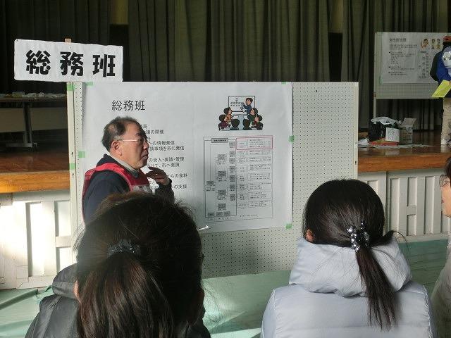 成果以上に課題が多かった 約450名が参加しての第2回吉原高校避難所開設・運営訓練_f0141310_854745.jpg