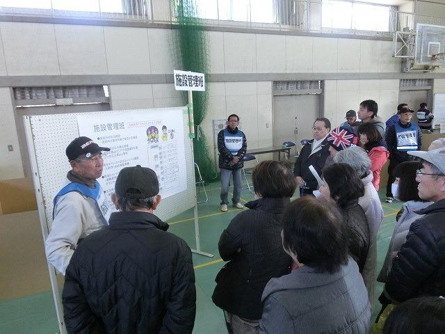 成果以上に課題が多かった 約450名が参加しての第2回吉原高校避難所開設・運営訓練_f0141310_893154.jpg
