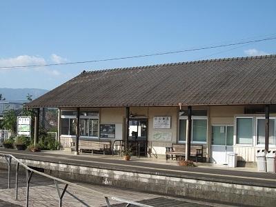 ☆湯前駅☆_b0228113_10094549.jpg