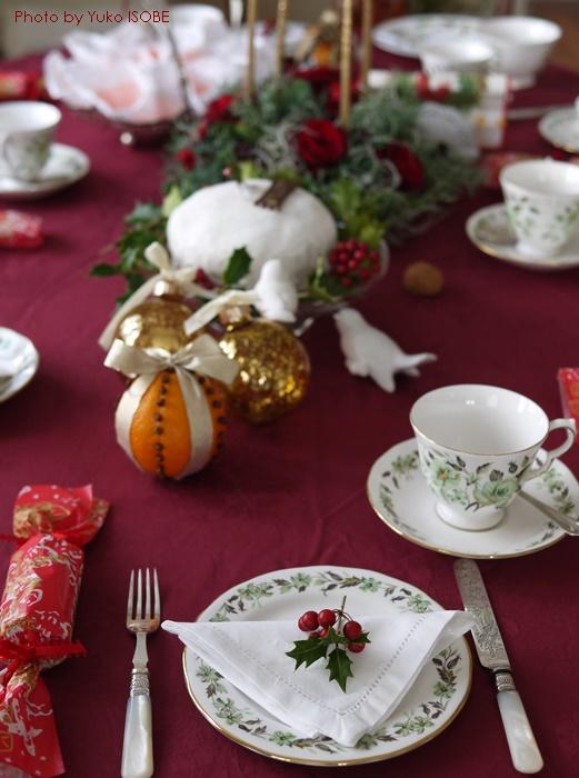 クリスマスティーレッスン_a0169924_20214511.jpg