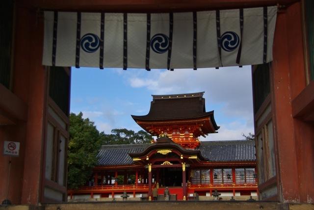 【石清水八幡宮】_f0348831_07100278.jpg