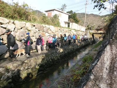 尾鷲研修ツアー最終日・熊野古道伊勢路_f0019247_1151420.jpg