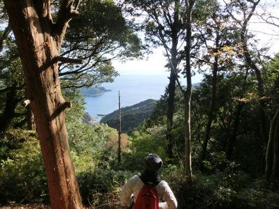 尾鷲研修ツアー最終日・熊野古道伊勢路_f0019247_17564233.jpg