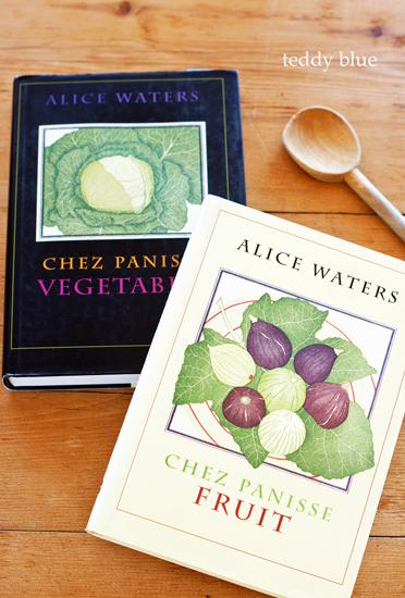 Chez Panisse books  シェパニーズのレシピ本_e0253364_23441160.jpg