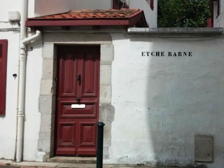 夏のヴァカンス:バスク地方 その1_c0086674_0215924.jpg