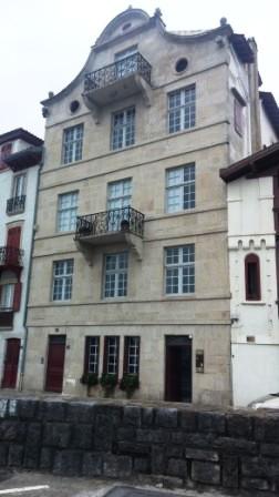 夏のヴァカンス:バスク地方 その1_c0086674_023443.jpg
