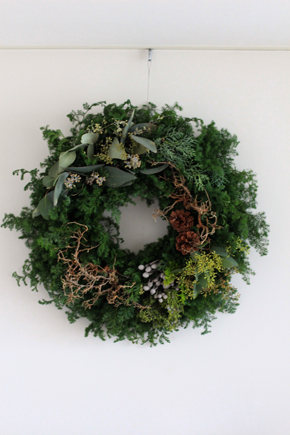 Christmas wreath 2014 by Briller_d0113182_14293597.jpg