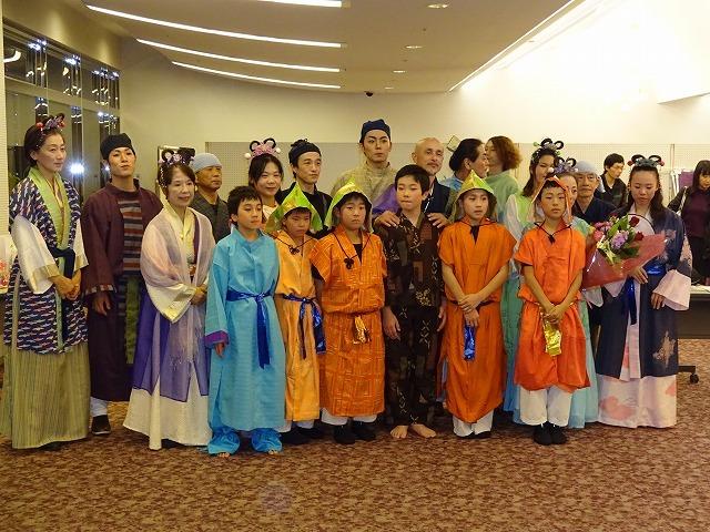万葉ミュージカル「聖武天皇と宮子姫」提供写真_b0326483_23052908.jpg