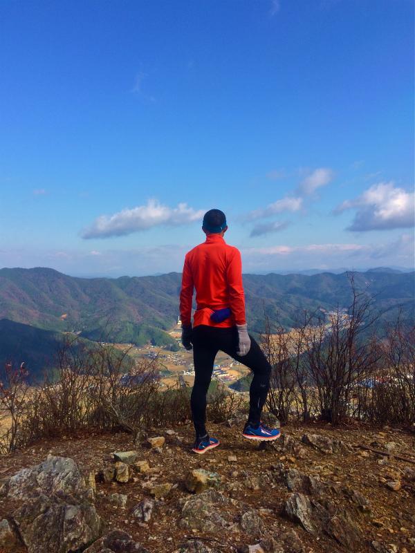 篠山三尾山 Mountain Running 2014/12/09_b0220886_19462081.jpg