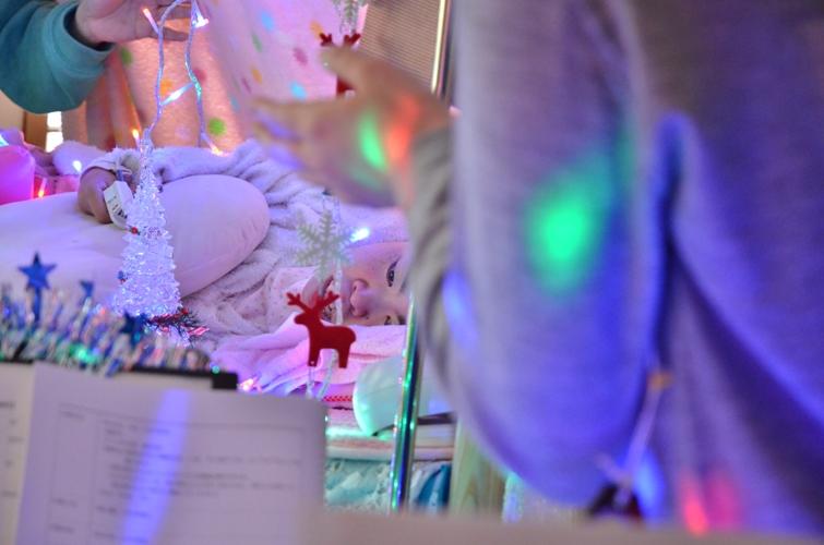 12月7日、クリスマスコンサート@Misakiちゃん宅♪_e0188087_2130374.jpg