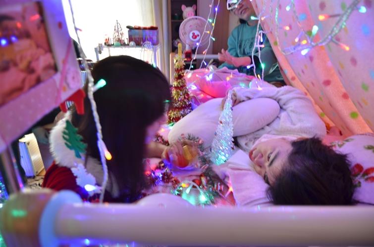 12月7日、クリスマスコンサート@Misakiちゃん宅♪_e0188087_21475771.jpg