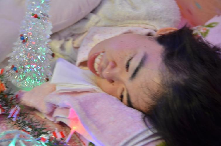 12月7日、クリスマスコンサート@Misakiちゃん宅♪_e0188087_2148742.jpg