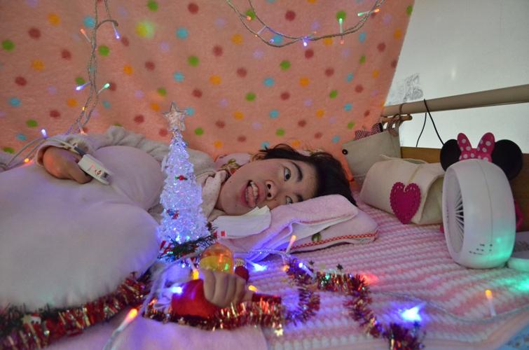 12月7日、クリスマスコンサート@Misakiちゃん宅♪_e0188087_21531645.jpg