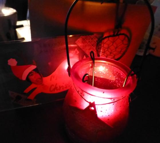 12月7日、クリスマスコンサート@Misakiちゃん宅♪_e0188087_22224049.jpg