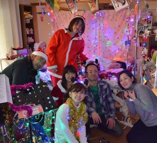 12月7日、クリスマスコンサート@Misakiちゃん宅♪_e0188087_2222571.jpg