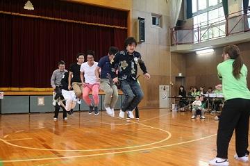 【西新宿園】 運動会_a0267292_14323421.jpg