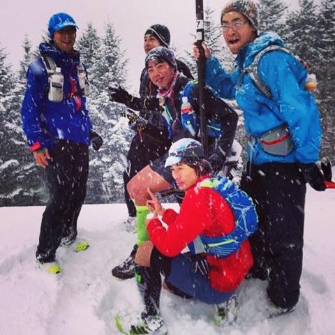 吹雪の中のトレイルランニングinマオイ_d0198793_11312283.jpg