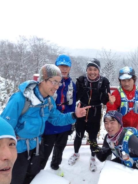 吹雪の中のトレイルランニングinマオイ_d0198793_11594499.jpg