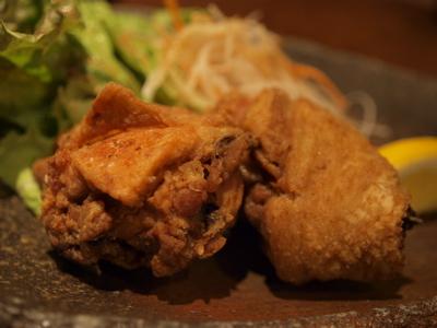 鶏モモの唐揚げ_f0232994_374921.jpg
