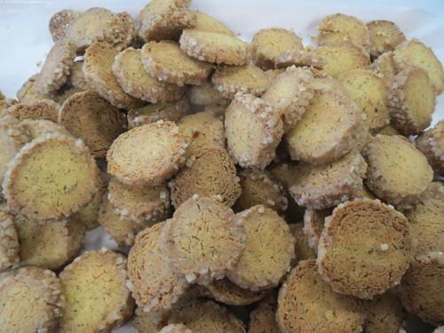 クリスマスクッキー作り_a0158095_1639081.jpg