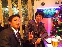 12月6日(土)☆*::*:☆Xmas Party☆:*::*☆_f0079996_14432163.jpg