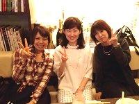 12月6日(土)☆*::*:☆Xmas Party☆:*::*☆_f0079996_14433521.jpg