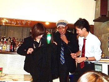 12月6日(土)☆*::*:☆Xmas Party☆:*::*☆_f0079996_1516761.jpg