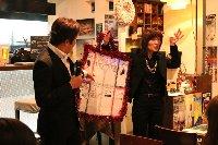 12月6日(土)☆*::*:☆Xmas Party☆:*::*☆_f0079996_15363629.jpg