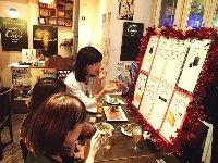 12月6日(土)☆*::*:☆Xmas Party☆:*::*☆_f0079996_15372725.jpg